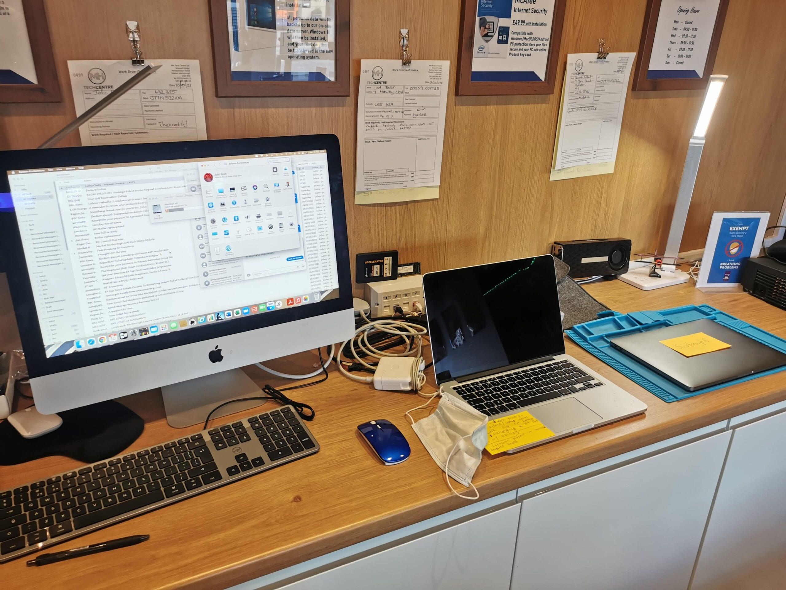 Computer Repair in Market Harborough